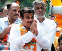 Nitin Gadkari doesn't rule out post-poll pact with Shiv Sena
