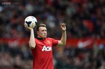 EPL: Phil Jones ready to boost Manchester United's top-four ambition