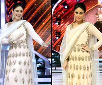 Like it or not Kareena Kapoor sizzles in Manish Malhotra creation on Jhalak Dikhla Jaa