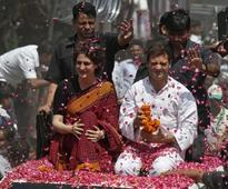 Priyanka Gandhi steps up to fight for Congress