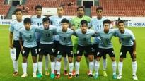 India U-17 football team finishes last in Moscow after 1-0 loss to Tajikistan