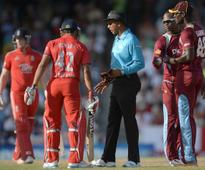 Bopara, Sammy and Samuels fined for verbal showdown