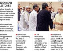 Narendra Modi's first year: Impatient India wants delivery, not just intent