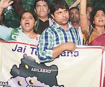 Telangana supporters hail nod for new state; YSR Cong unhappy