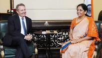 India-UK to work on FTA only after Brexit is done : Sitharaman