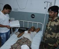 Ceasefire violation: Pakistani Rangers target BSF posts, two civilians killed