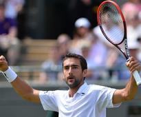 Wimbledon: Marin Cilic Overcomes John Isner in Marathon Match