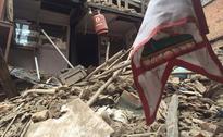 Nepal Earthquake: President Ram Baran Yadav Spends Night in Tent