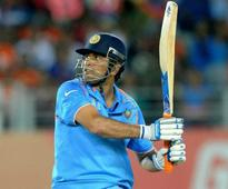 MS Dhoni Becomes 5th Indian To Complete 9000 ODI Runs Reaches Milestone With A Six
