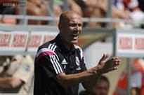Court suspends Zinedine Zidane's Real Madrid coaching ban