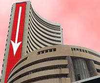 Sensex down 100 points ahead of F&O expiry