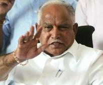 Yeddyurappa may be back in BJP by month-end