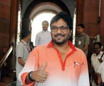 Babul Supriyo targets TMC, Mamata over Saradha scam