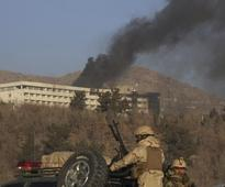 Kabul hotel attack: Militants may have got 'inside help', say authorities