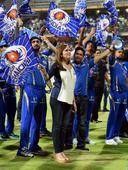 Champions Mumbai Indians take...