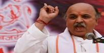 Togadia hate speech: BJP on defensive, AAP demands action