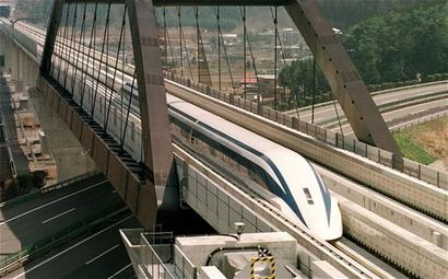 World's fastest passenger train breaks own record