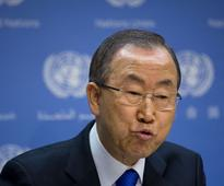 Outpouring of grief is a testament of respect: UN Chief Ban Ki