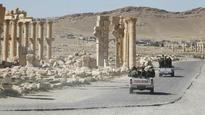 Islamic State destroys famous monument in Syria's Palmyra: Antiquities chief