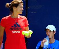 Andy Murray Defends Coach Amelie Mauresmo