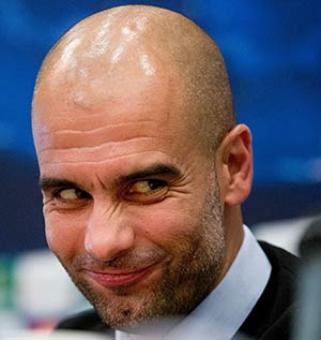Pep Guardiola brands Barca as 'best team in the world'