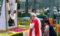 PM Modi makes Patel take centre stage on his birth anniversary