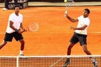 Bhupathi-Bopanna in semis, Sania-Bethanie bow out in Rome