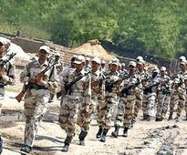 Army raises issue of control over ITBP along China border