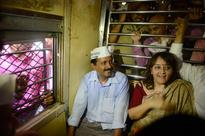On the train with Kejriwal: A first person account