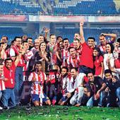 Mohammed Rafique's header, Kolkata's crown