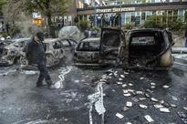 Stockholm calmer but violence spreads outside Swedish capital