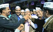 Buoyed by Delhi, AAP keen to fight LS polls in city