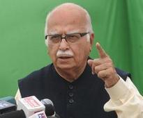 Will LK Advani address BJP's national executive meet?