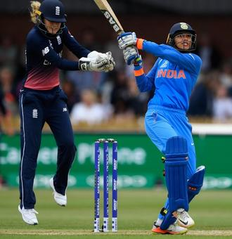 Women's WC: Mandhana, Raj guide India to victory over England