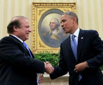 Sharif asks Obama to raise Kashmir issue with Modi govt. during India visit