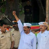 Arvind Kejriwal in Mumbai LIVE: Rally start from Nana Chowk, heads to Byculla