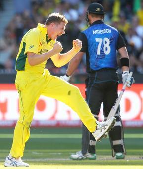 World Cup PHOTOS: Australia v New Zealand Final