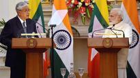 PM Modi and Myanmar President stress on 'sound border management'