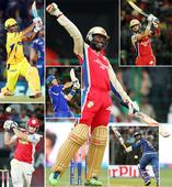 The ten best knocks of IPL 6
