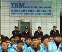 Lenovo says China strike an IBM matter, pledges to maintain salaries