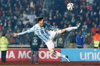 Messi magic guides Argentina into final