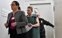 Suspect in Kansas shooting appears in court
