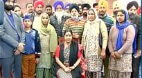 Sushma Swaraj meets kin of 39 Indians captured by ISIS in Mosul