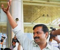 From Delhi's Metro to Mumbai's local, Arvind Kejriwal takes a new ride