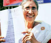 Jashodaben's security cover to stay; the jury is out on rules for privileges