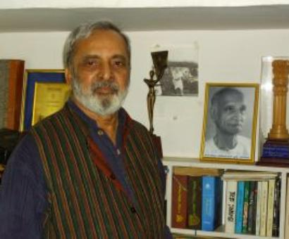 Ananthamurthy loses out to US author in Booker race