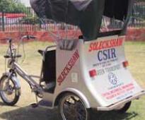 E-rickshaws to get third-party insurance