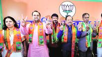 BJP set to hit trail: Our candidates represent every section of society