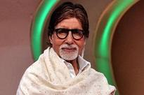Amitabh Bachchan: I suffered from TB in 2000