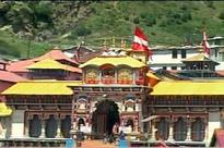 Heavy rains wash away Lambagad road leading to Badrinath shrine, yatra halted